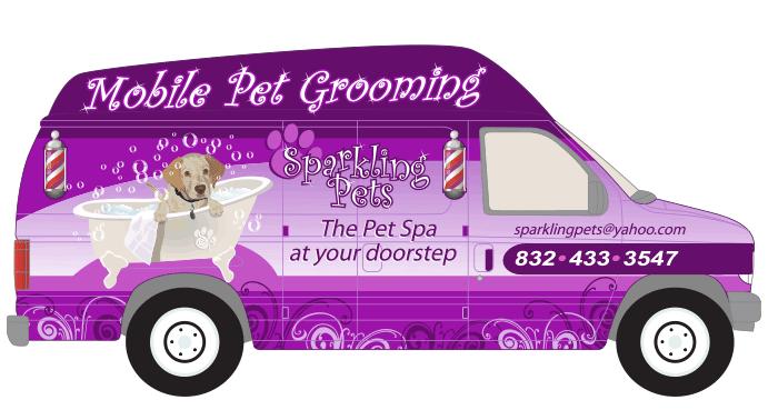 sparkling-pets-mobile-grooming-van